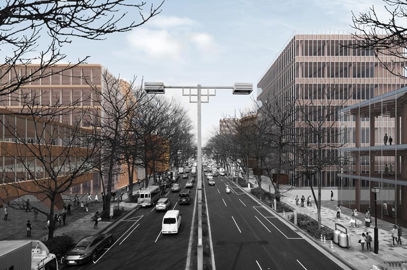 <p>「都市木造による景観デザインの研究」<br /> (都市モンタージュ製作:NPO法人 Team Timberize)</p>