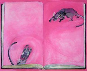 黒い本 -二匹の黒豹-