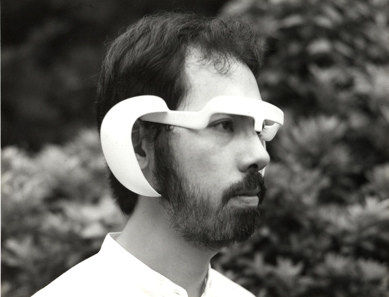 <p>鳥の声を聴くための道具 1985<br /> デザインフォーラム'85銅賞受賞</p>