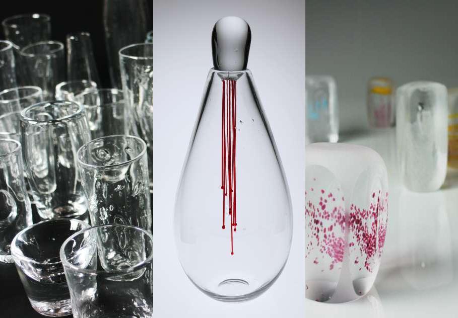 三人展「Glasses」