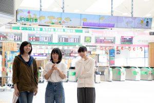 秋田駅サイネージ7