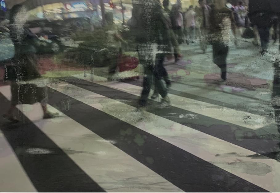大越円香個展「不在の標本」